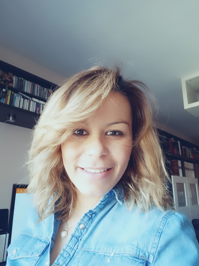 Rosa Isabel Murillo de Confio