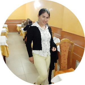 Blanca  Benitez de Confio